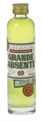Absente 'Grande' Absinthe (69% - 100ml Bottle)