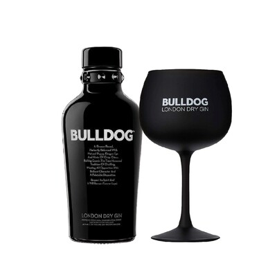 (Free Acrylic Goblet) Bulldog London Dry Gin