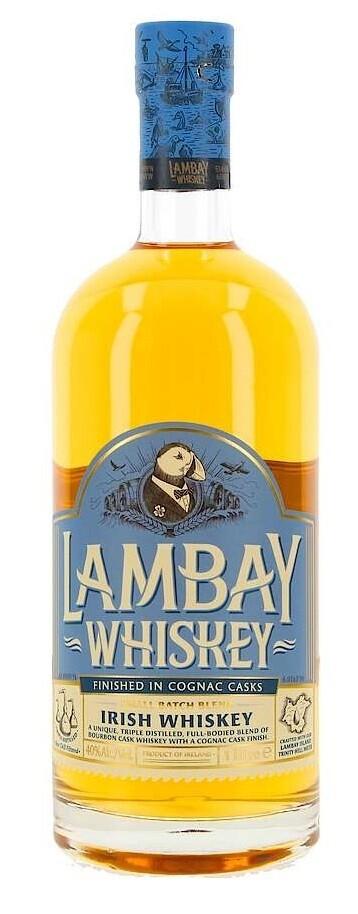 Lambay 'Small Batch Blend' Irish Whiskey (1,000ml)