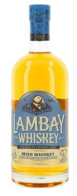 Lambay 'Small Batch Blend' Irish Whiskey (1,000ml)