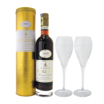 (Free 2 Glasses) De Bortoli 'Noble One' Botrytis Semillon (500ml)