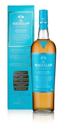 Macallan 'Edition No6' Single Malt Scotch Whisky (Pre-Sales)