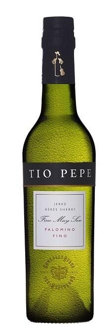 Gonzalez Byass 'Tio Pepe Fino Muy Seco' Dry Sherry (375ml)