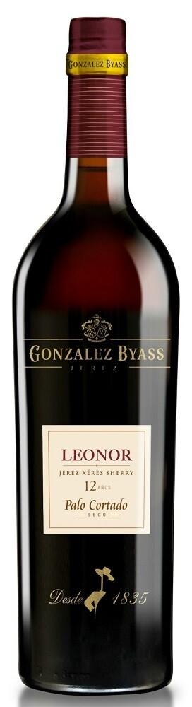 Gonzalez Byass 'Leonor' Palo Cortado Dry Sherry (375ml)
