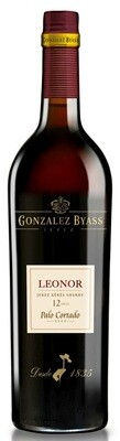 Gonzalez Byass 'Leonor' Palo Cortado Dry Sherry (375ml)