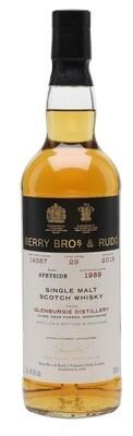 Berry Bros. & Rudd Single Malt Scotch Whisky – 29 Years Old 'Glenburgie' Single Cask 1989