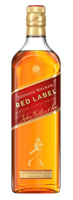 Johnnie Walker 'Red Label' Blended Scotch Whisky