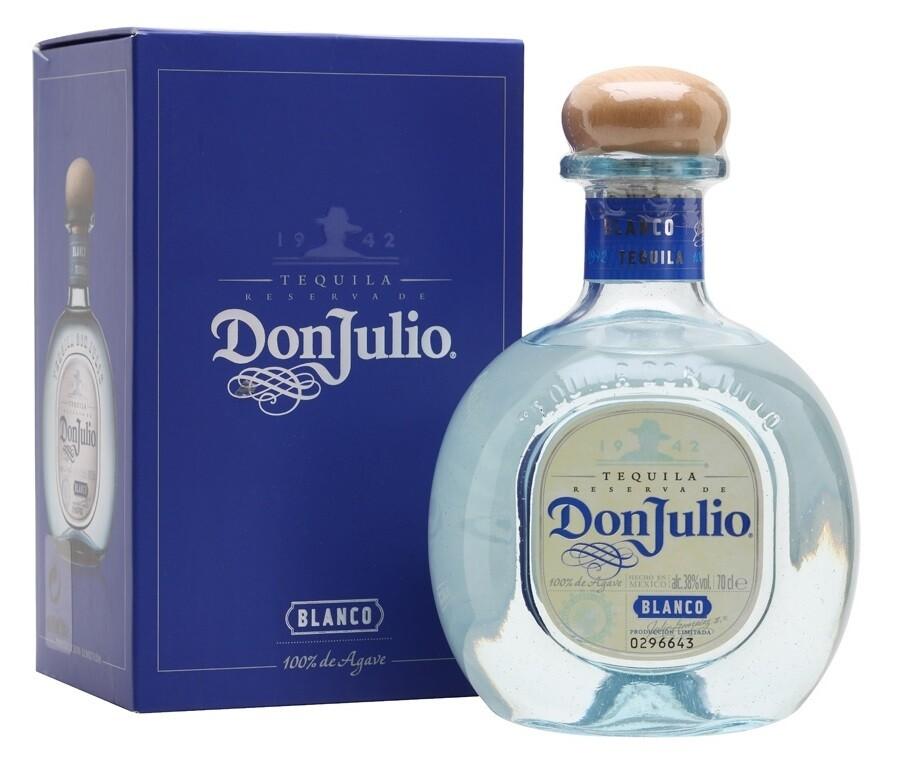 Don Julio 'Blanco' Tequila