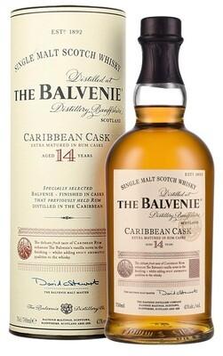 The Balvenie '14 Years Old Caribbean Cask' Single Malt Whisky