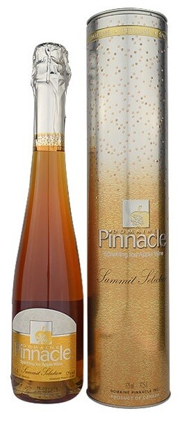 Domaine Pinnacle 'Summit Selection' Sparkling Ice Apple Wine - 375ml (Stock Clearance)