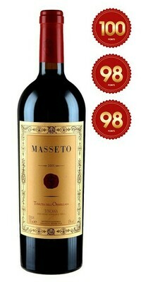 Masseto 2001