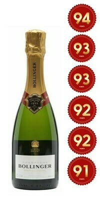 Bollinger 'Special Cuvee' Champagne (Half-Bottle - 375ml)