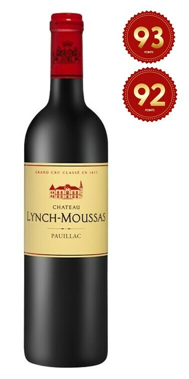 Chateau Lynch-Moussas - Pauillac 2010