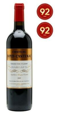 Chateau Boyd-Cantenac - Margaux 2005