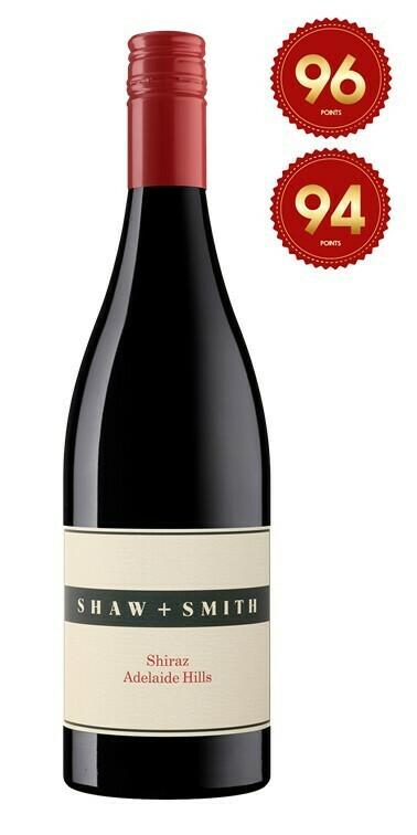 Shaw + Smith Shiraz