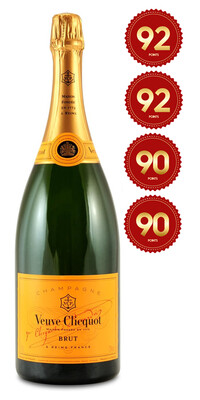 Veuve Clicquot 'Yellow Label' Champagne