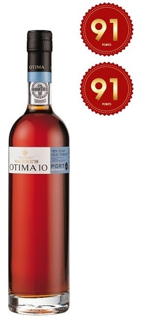 Warre's 'Otima' 10 Years Tawny Port (500ml)