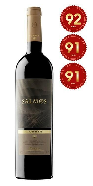 Torres 'Salmos' - Penedes (Magnum - 1,500ml)