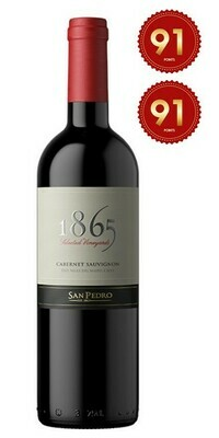 Vina San Pedro '1865' Selected Vineyards Cabernet Sauvignon