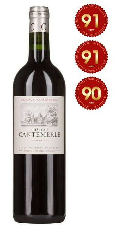 Chateau Cantemerle – Haut-Medoc 2011