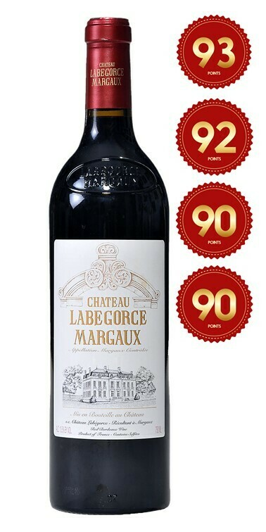 Chateau Labegorce - Margaux 2014