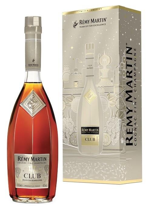 Remy Martin 'Club' Cognac (Limited Edition Gift Box)
