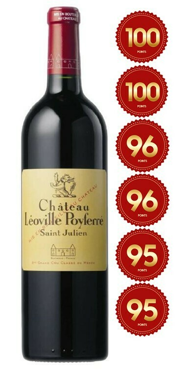Chateau Leoville Poyferre - St Julien 2009 (Pre-Order - 1 week delivery time)