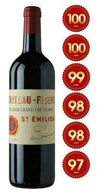 Chateau Figeac - St Emilion 1st Grand Cru 2016 (Pre-Order - 1 week delivery time)