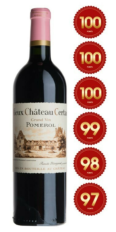 Vieux Chateau Certan - Pomerol 2016 (Pre-Order - 1 week delivery time)