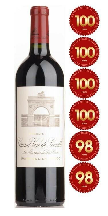 Chateau Leoville Las Cases - St Julien 2016 (Pre-Order - 1 week delivery time)