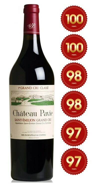 Chateau Pavie - St Emilion 1st Grand Cru 2016 (Pre-Order - 1 week delivery time)