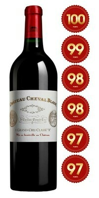 Chateau Cheval Blanc - St Emilion 1st Grand Cru 2016 (Pre-Order - 1 week delivery time)