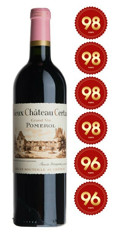 Vieux Chateau Certan - Pomerol 2017 (Pre-Order - 1 week delivery time)