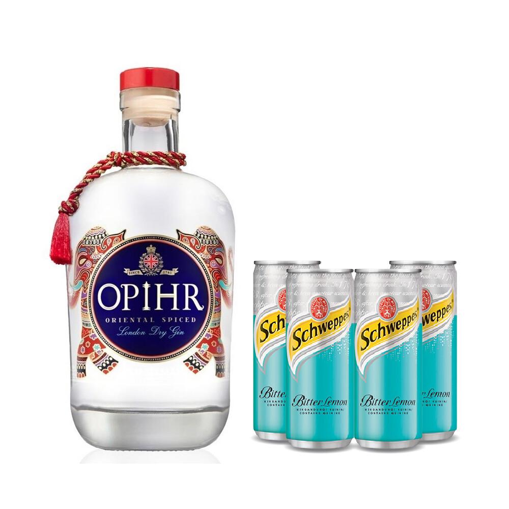 (Free 4 Bitter Lemon) Opihr 'Oriental Spiced' London Dry Gin