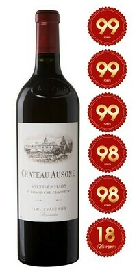 Chateau Ausone - St Emilion 1st Grand Cru 2016 (Pre-Order - 1 week delivery time)