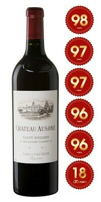 Chateau Ausone - St Emilion 1st Grand Cru 2017 (Pre-Order - 1 week delivery time)