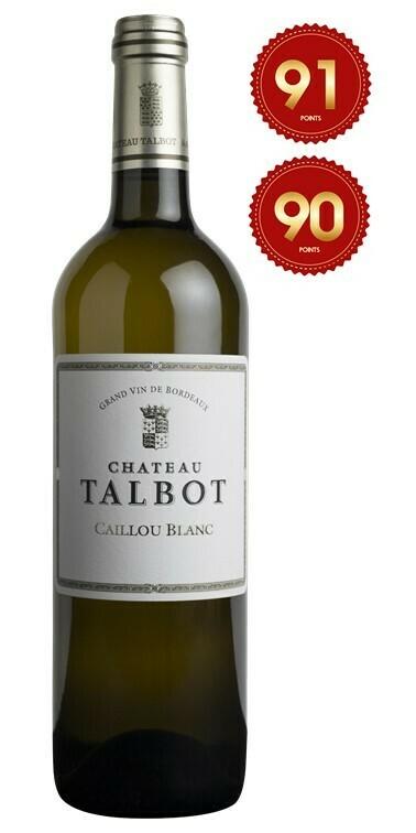Caillou Blanc De Chateau Talbot  - Bordeaux 2016 (Pre-Sales - 1 week delivery)