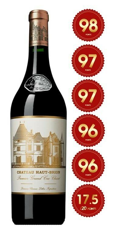 Chateau Haut Brion - Pessac-Leognan 1st Grand Cru 2017 (Pre-Order - 1 week delivery time)