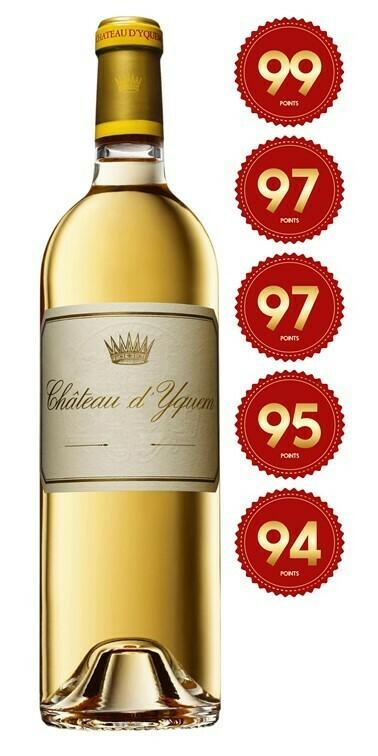 Chateau d'Yquem - 1er Cru Classe de Sauternes 2016 (Pre-Order - 1 week delivery time)