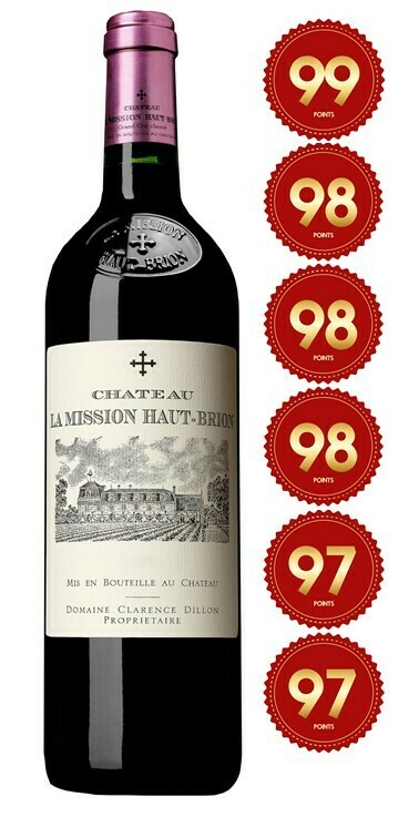 Chateau La Mission Haut Brion - Pessac-Leognan 2016 (Pre-Order - 1 week delivery time)