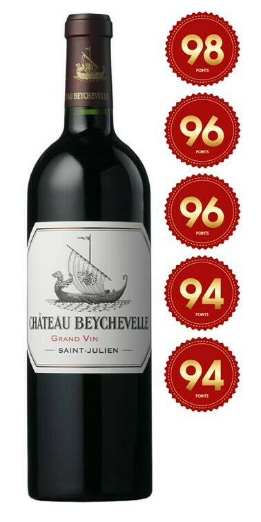 Chateau Beychevelle - St Julien 2016 (Pre-Order - 1 week delivery time)