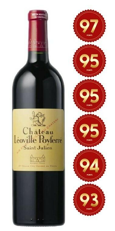 Chateau Leoville Poyferre - St Julien 2017