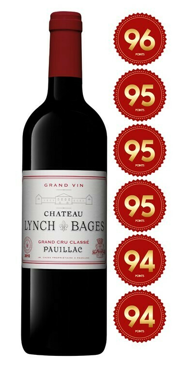 Chateau Lynch Bages - Pauillac 2017 (Pre-Order - 1 week delivery time)