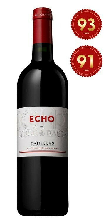 Echo De Lynch-Bages - Pauillac 2017 (Pre-Order - 1 week delivery time)