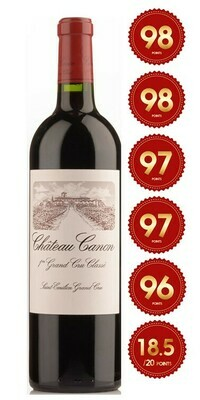Chateau Canon - St Emilion 1st Grand Cru 2016 (Pre-Order - 1 week delivery time)