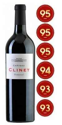 Chateau Clinet - Pomerol 2017 (Pre-Order - 1 week delivery time)