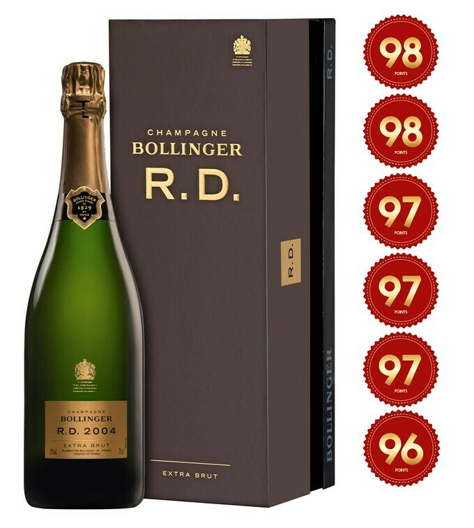 Bollinger 'R.D.' Champagne 2004 (Magnum - 1,500ml)