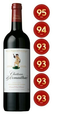 Chateau d'Armailhac - Pauillac 2016 (Pre-Order - 1 week delivery time)
