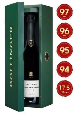 Bollinger 'La Grande Annee' Champagne 2012 (Magnum - 1,500ml)