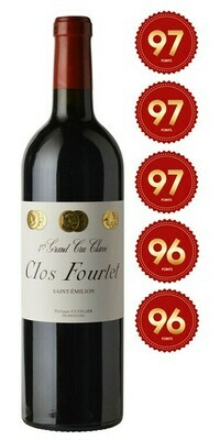 Clos Fourtet - St Emilion 1st Grand Cru 2016 (Pre-Order - 1 week delivery time)